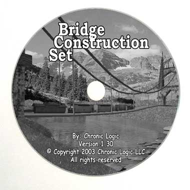 Bridge Construction Set CD