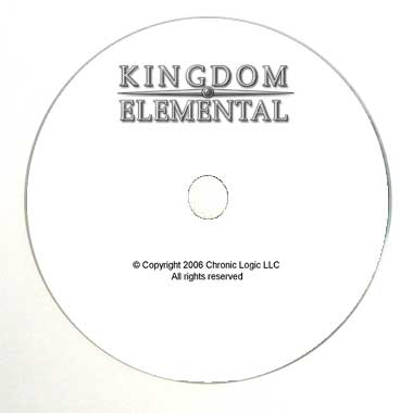 Kingdom Elemental CD